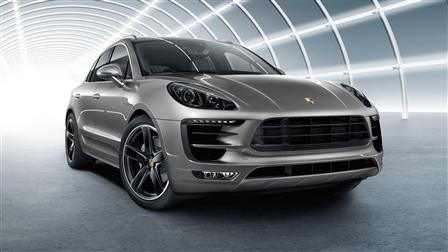 Pack SportDesign pour le Macan